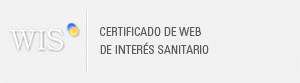 Certificado Web Interés Sanitario