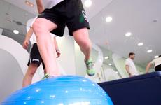 Entrenamientos y readaptación deportiva