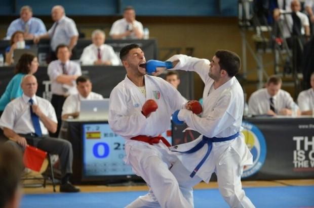 Javi Badás – Campeón de Europa de Karate