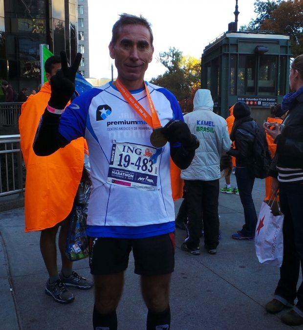Nuestro deportista Premium Madrid Running : Javier Fernández