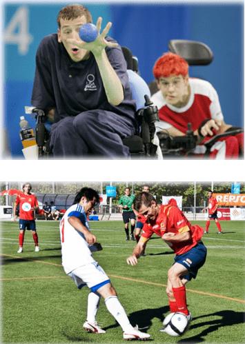 Congreso de Fisioterapia Neurológica en la Educación Física Adaptada y el Deporte Adaptado