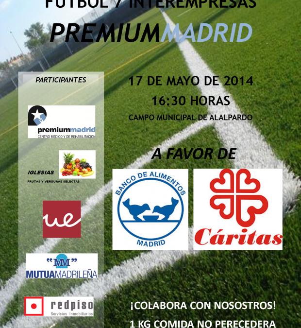 I TORNEO BENEFICO FUTBOL 7 PREMIUM MADRID