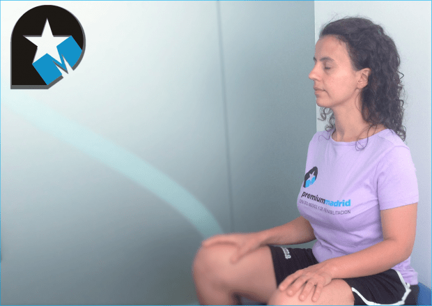 Ejercicios de control motor y terapia activa