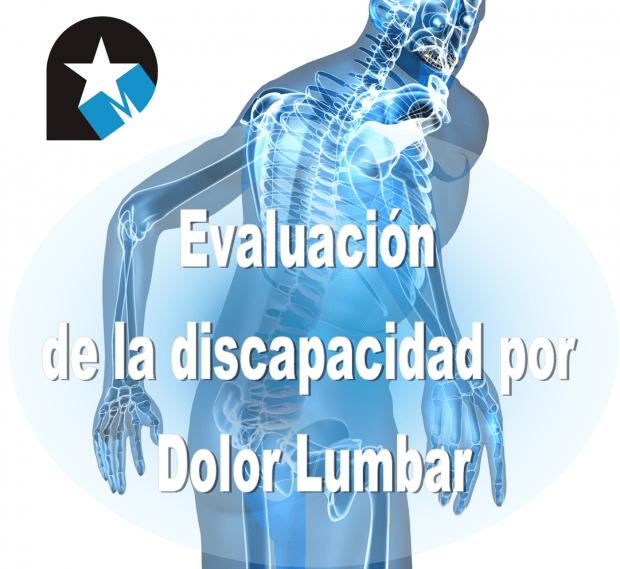 Test científico para la evaluación de la discapacidad por dolor lumbar: ROLAND-MORRIS (RMQ)