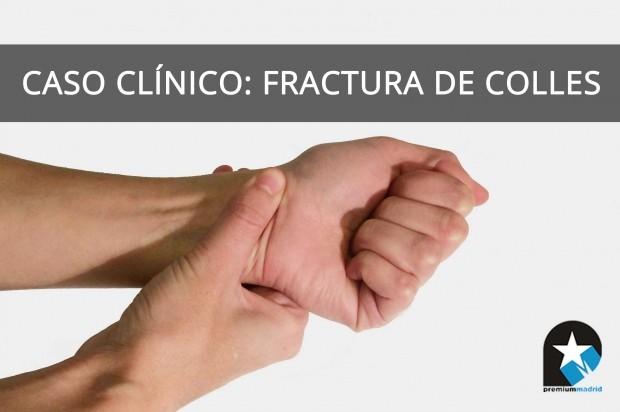 Fractura De Colles Rehabilitación Premium Madrid