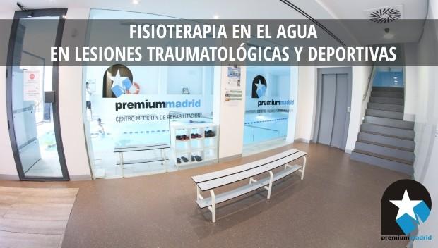 Fisioterapia en el agua en lesiones traumatológicas y deportivas (parte 1)