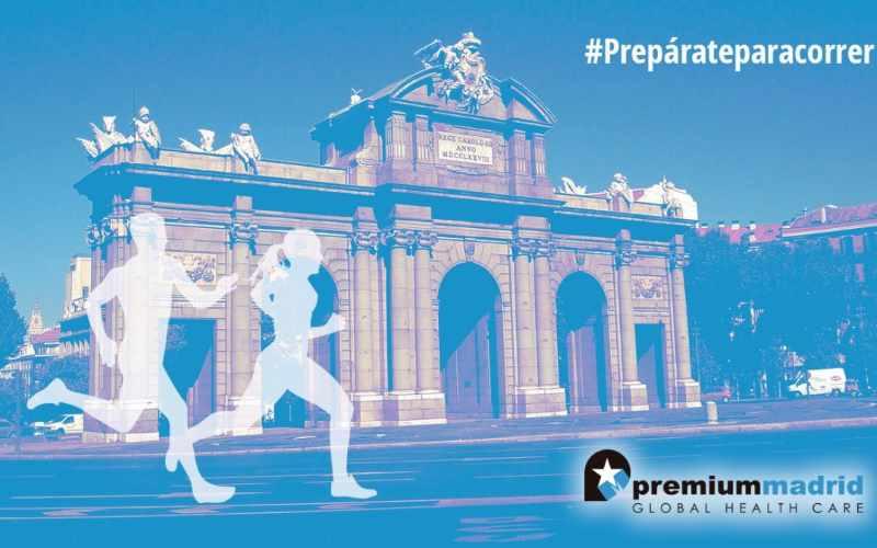Prepara el maratón y el medio maratón con Premium Madrid