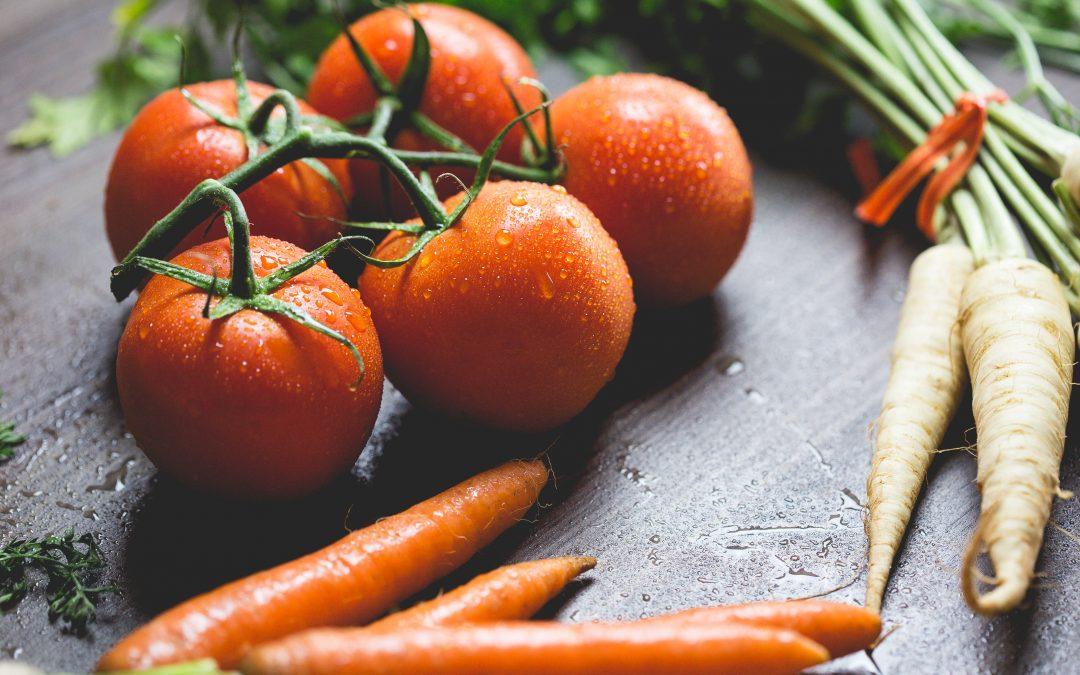 Una buena alimentación es la base de la salud