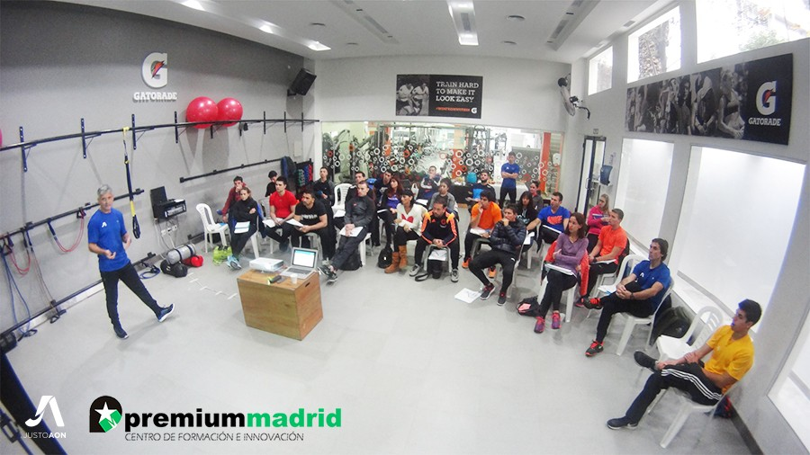 Curso de Entrenamiento funcional para fútbol y ligamento cruzado anterior.