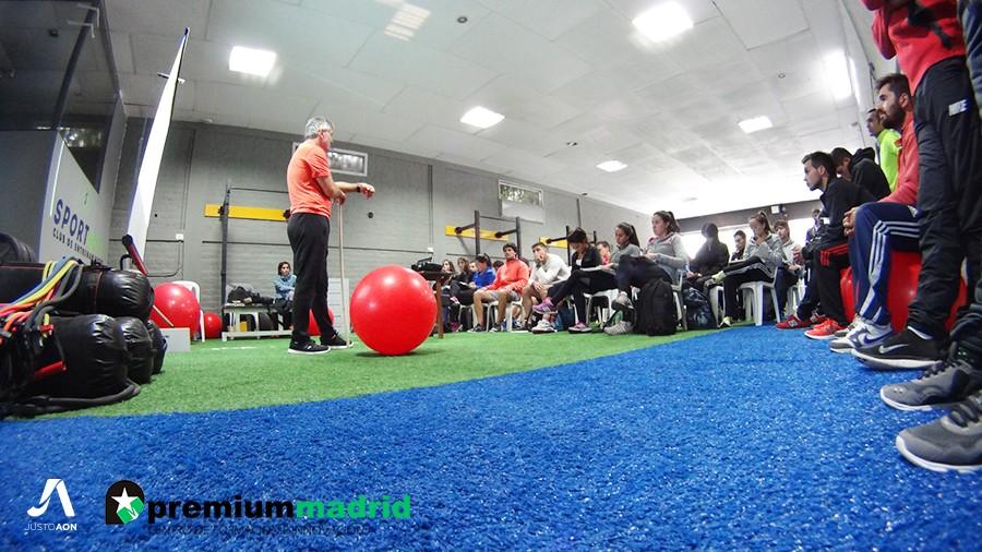 Curso de Entrenamiento funcional y evaluaciones funcionales, prevención y rehabilitación de lesiones