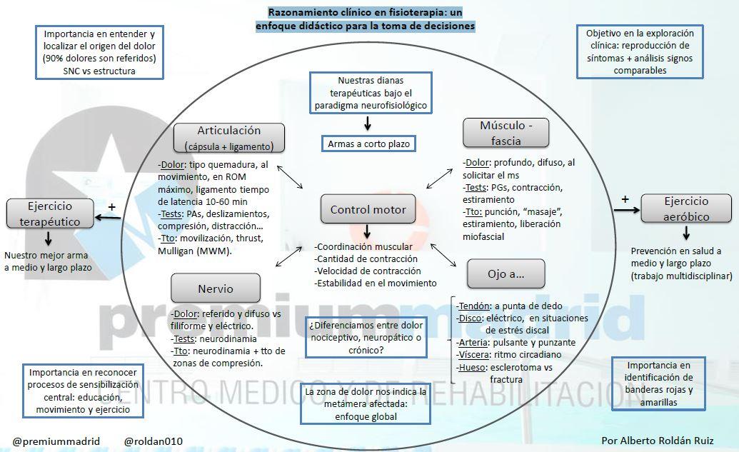 Razonamiento clínico en fisioterapia: un enfoque didáctico para la toma de decisiones