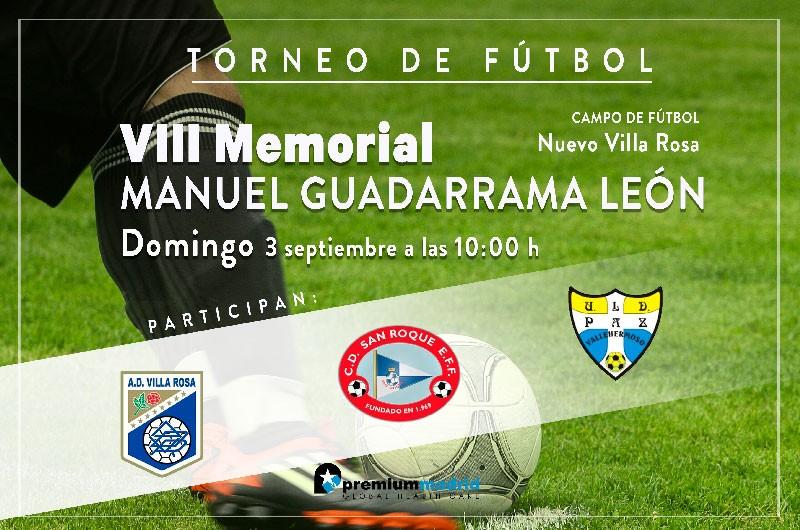VIII Memorial Manuel Guadarrama León
