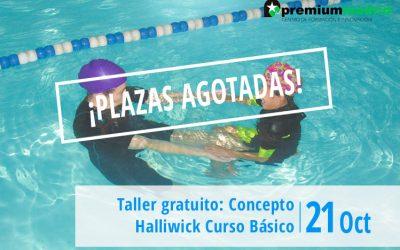 Taller gratuito: Concepto Halliwick Curso Básico