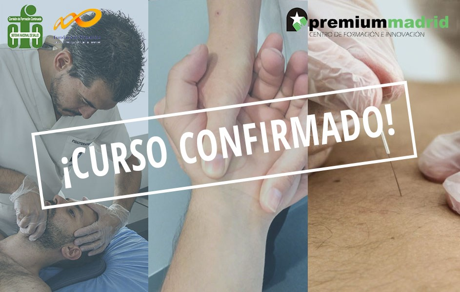 V Edición Curso fisioterapia neuromiofascial y punción seca