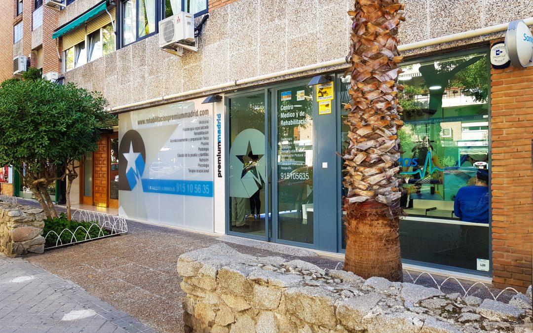 Premium Madrid, tu clínica de fisioterapia en Madrid