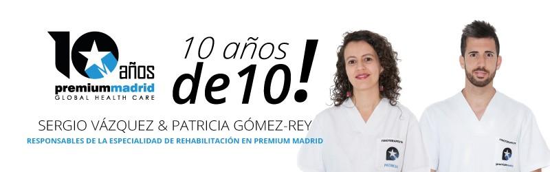 Premium Madrid, 10 años de 10: La rehabilitación es nuestra mayor especialidad desde hace 10 años