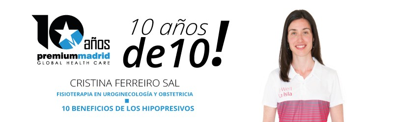 Premium Madrid, 10 años de 10: Beneficios de los hipopresivos