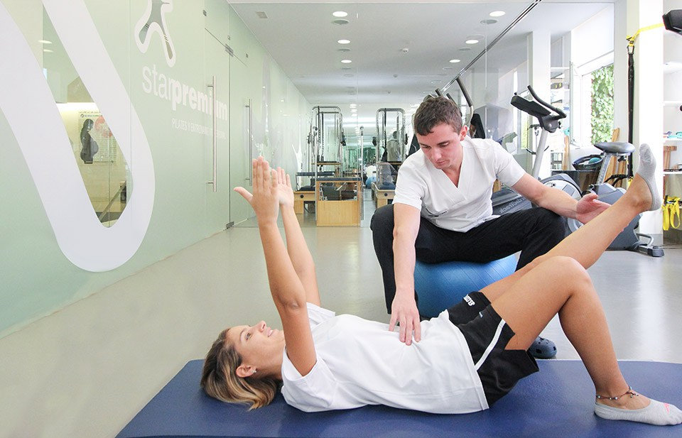 Fisioteraupeta en Madrid Chamartin