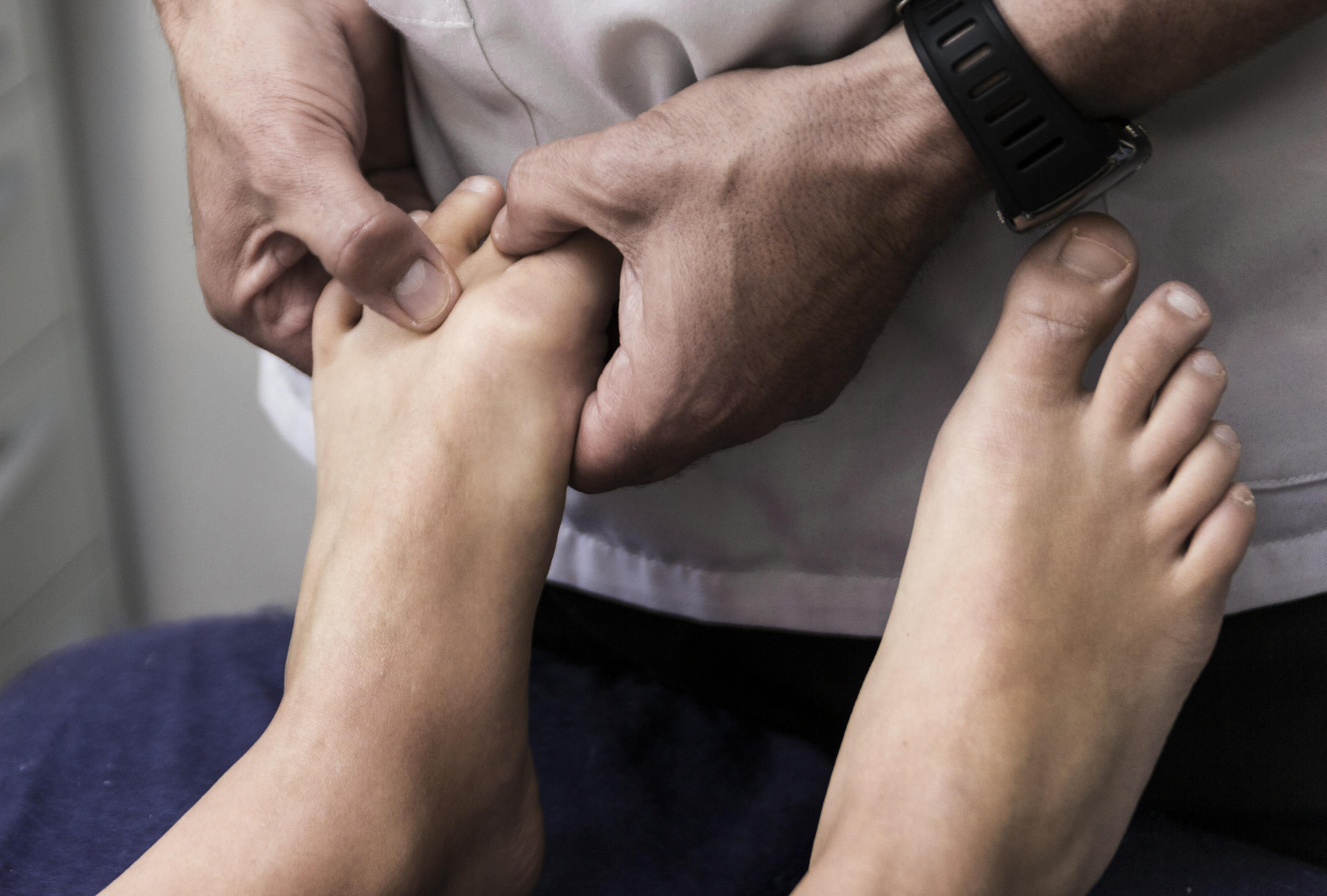 Caso clínico: Síndrome de predislocación