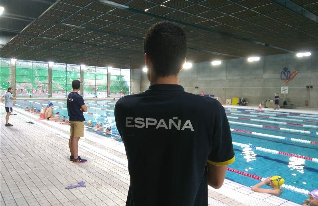 PremiumMadrid, en la concentración de tecnificación nacional infantil de natación