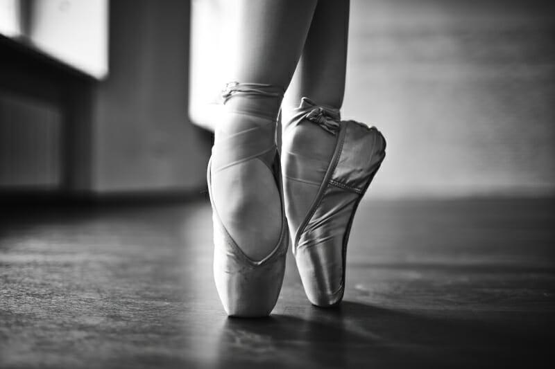 Caso clínico: Fascitis plantar en bailarina