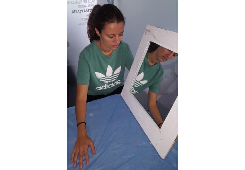 Terapia de espejo como tratamiento del dolor