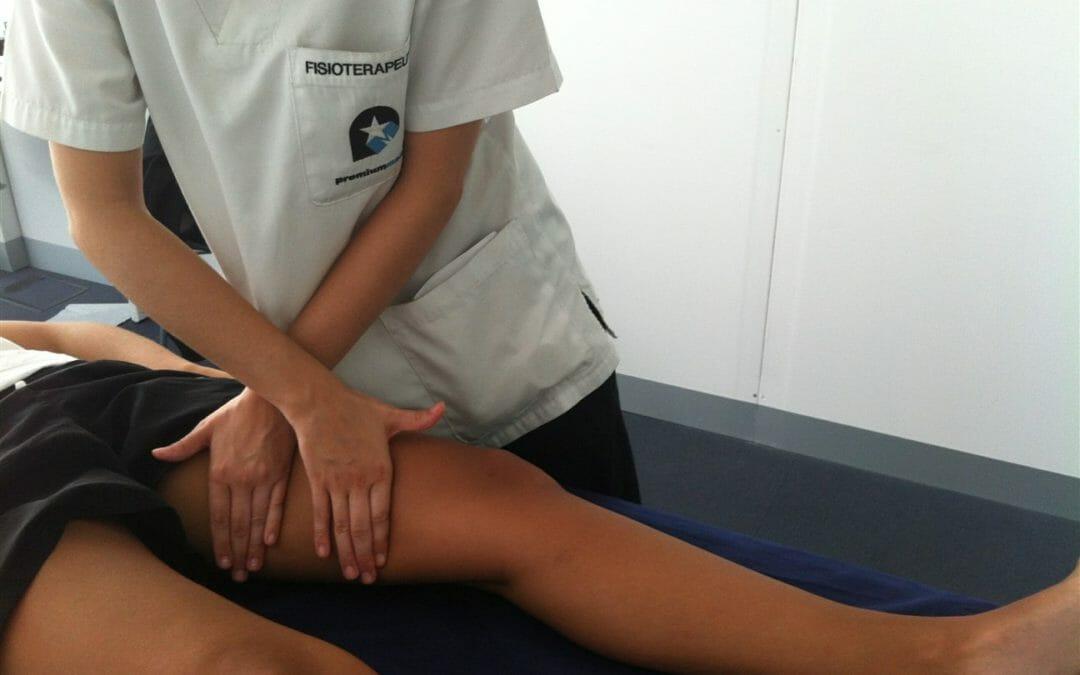 Linfedema primario y fisioterapia
