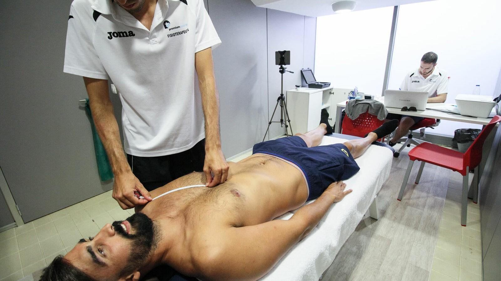 fisioterapia deportiva, prevencion lesiones