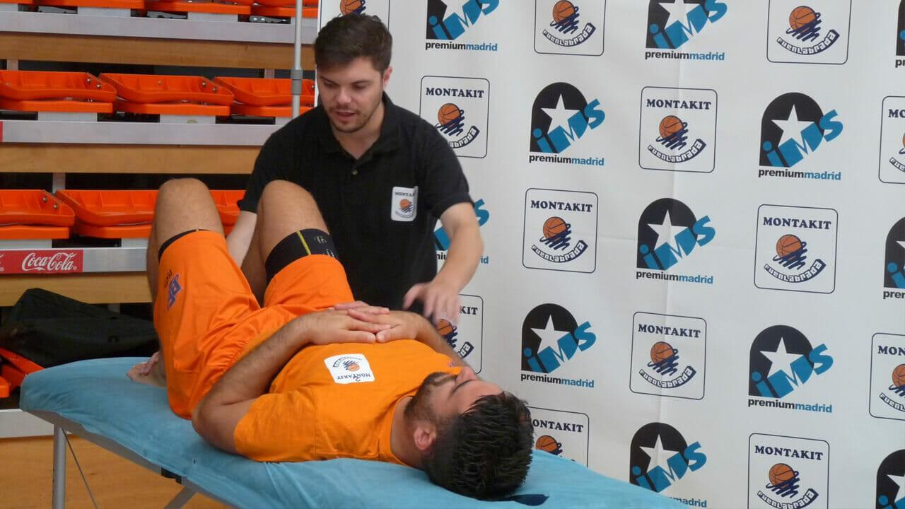 Fisioterapia en fuenlabrada. Clínicas Premium Madrid