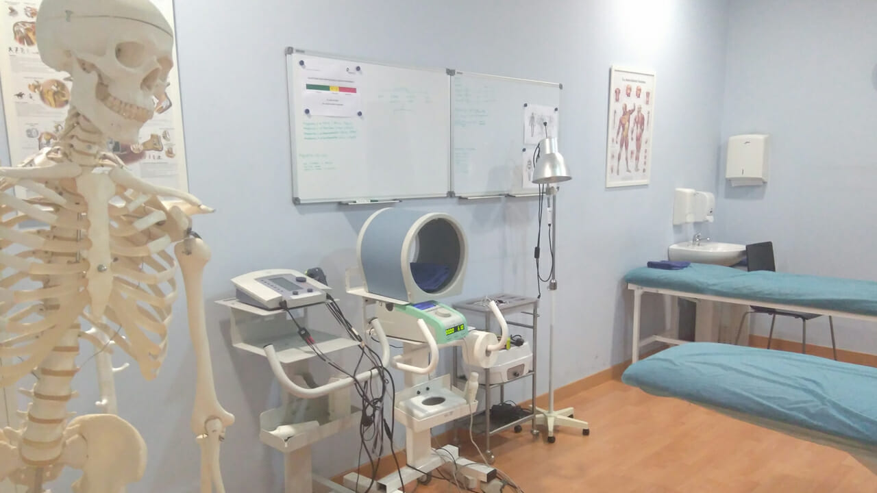 Fisioteraupeta en Madrid Fuenlabrada