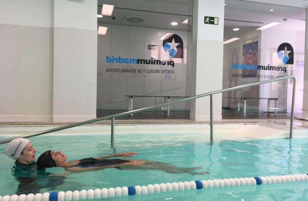 ¿En qué cosiste la fisioterapia en el agua?
