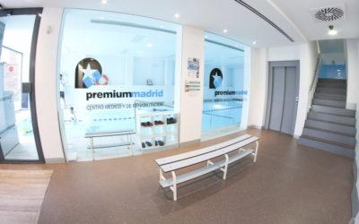 terapia acuatica - hidroterapia - Premium Madrid
