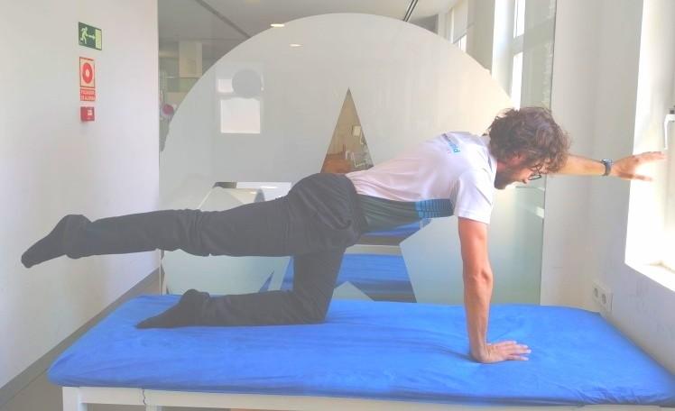 Espondilitis anquilosante y ejercicio terapéutico