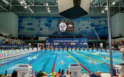 Premium Madrid en el campeonato del mundo junior de Budapest