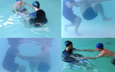 Fisioterapia acuática Halliwick en el paciente neurológico adulto