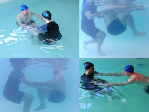 Fisioterapia acuática: Halliwick en el paciente neurológico adulto