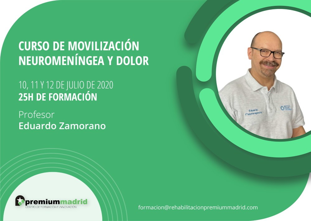 curso movilizacion neuromeningea dolor