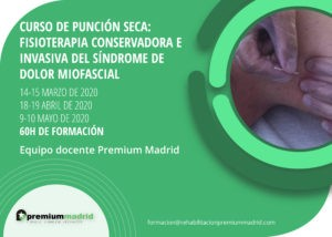 Curso Puncion Seca Premium Madrid