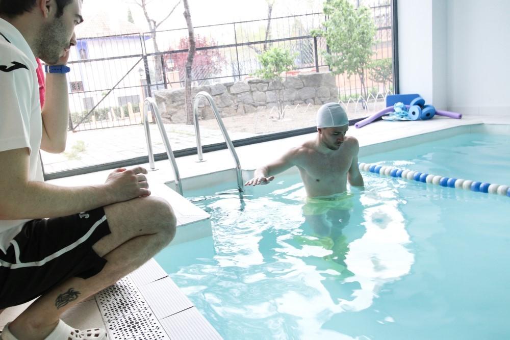 Terapia acuática y dolor lumbar, nueva opción terapéutica