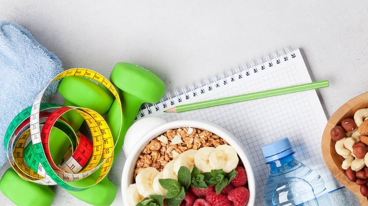 Recupera tu peso saludable con nutrición y entrenamiento