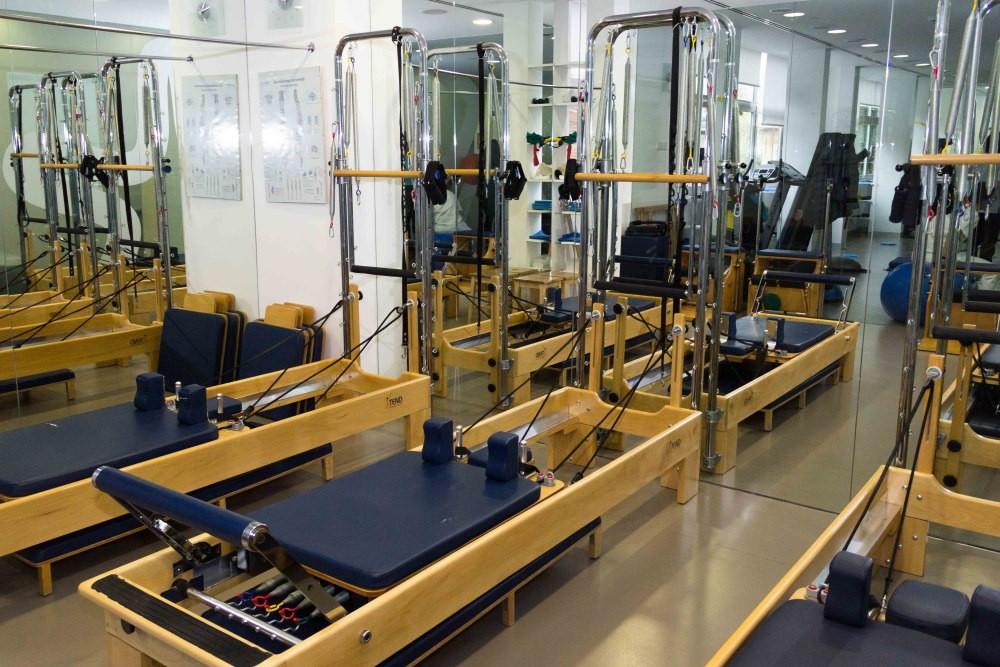 Guía de Pilates completa: pilates con máquinas
