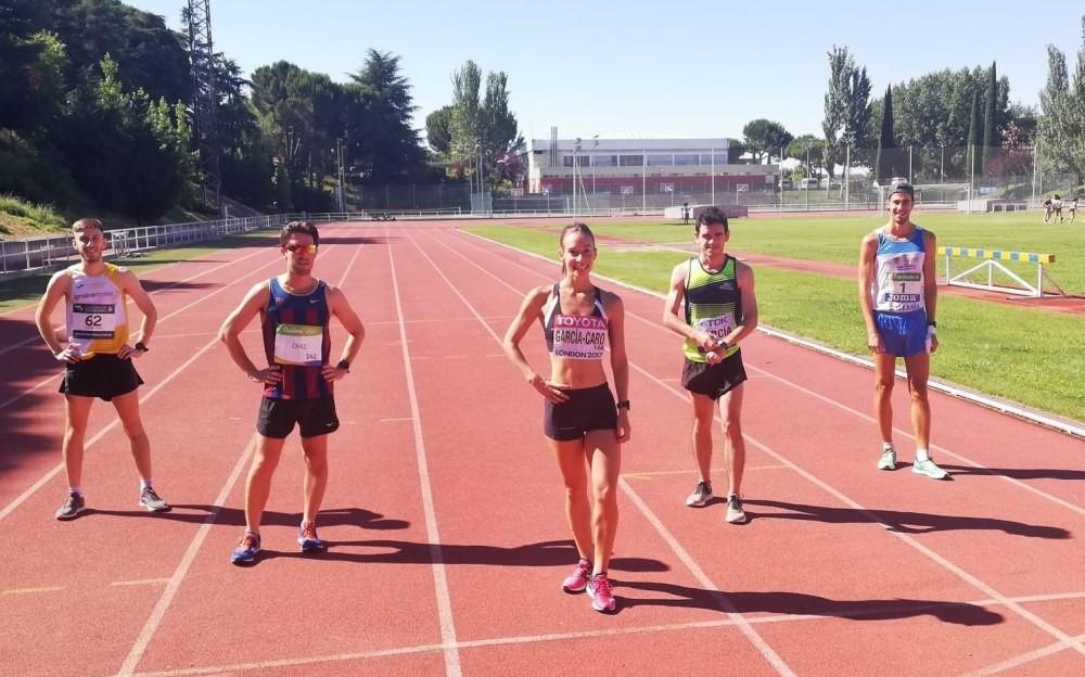 Entrevistamos a Laura García-Caro, marchadora de la selección española de atletismo