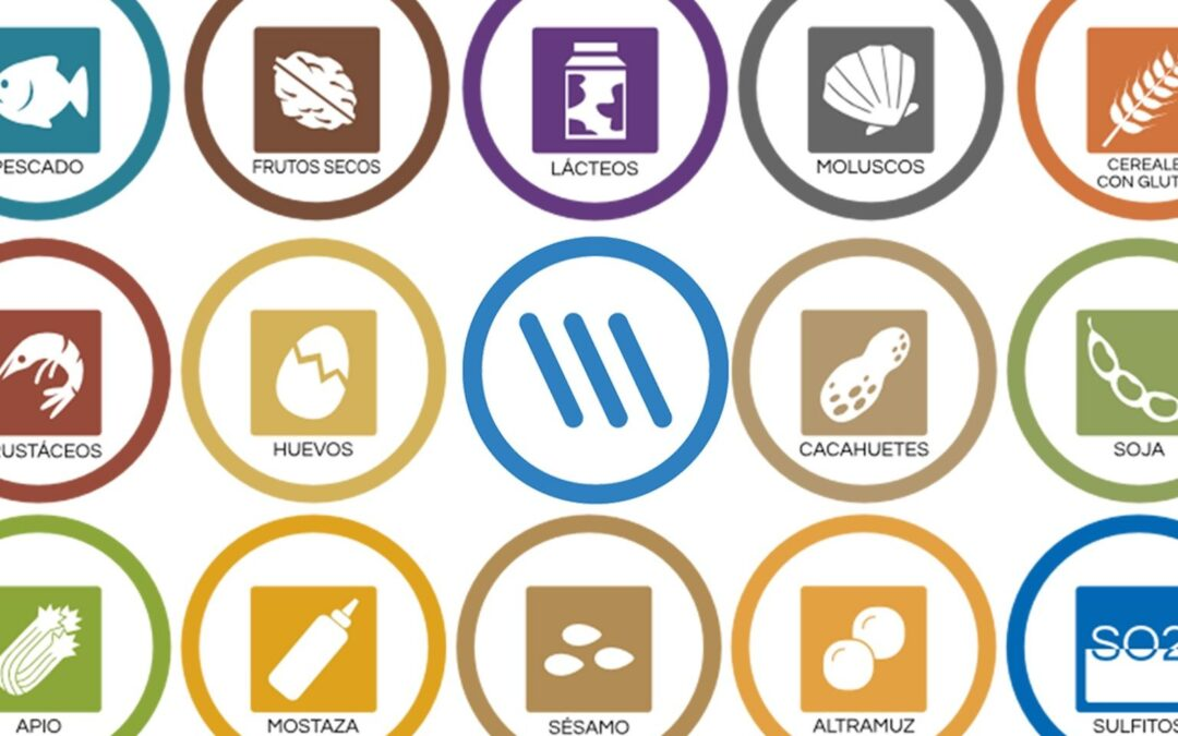 ¿Qué es una alergia alimentaria? Tipos de alérgenos más comunes.